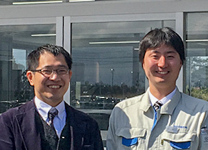 株式会社石井製作所 代表取締役専務 石井 智久様