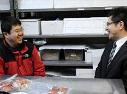 株式会社黒田吉五郎商店 代表取締役社長 黒田達郎様